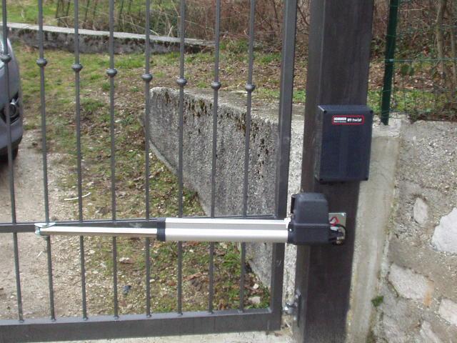 Cancello scorrevole Residenziale