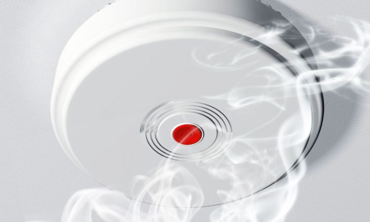 Sensore anti incendio